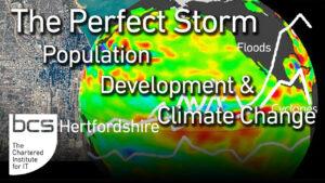 The Perfect Storm: Population, Development & Climate Change, Mark Maslin Thumbnail